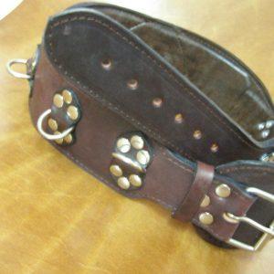 534 – Cinturon riñonero paseadores 120 cm